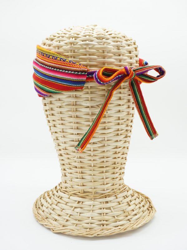Turbantes con estilo cusqueño – Cusco Style