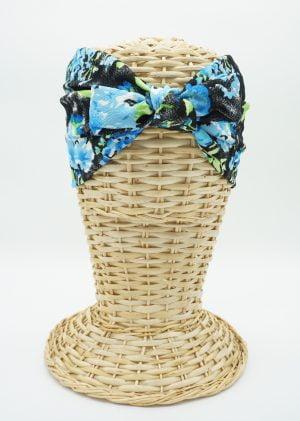 Turban Lace Print